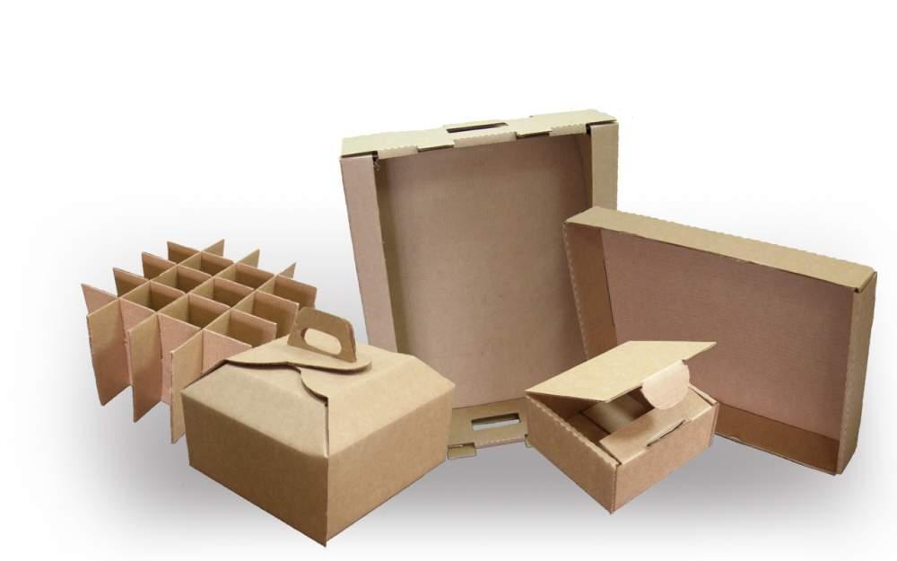 картонные упаковки для овощей в Минске